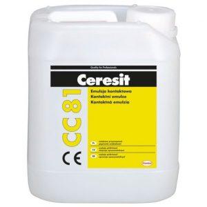 Адгезионная добавка для цементных растворов Ceresit CC 81 10 л