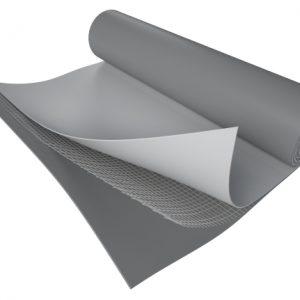 ПВХ-мембрана армированная Fatrafol - 810 design мембрана для дорожек