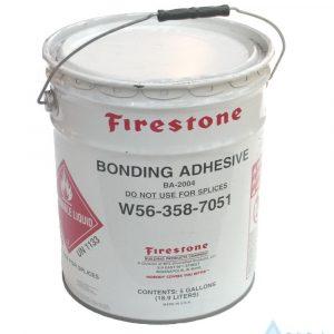 Монтажный клей в ведрах Bonding Adhesive по 18.9 литров Firestone