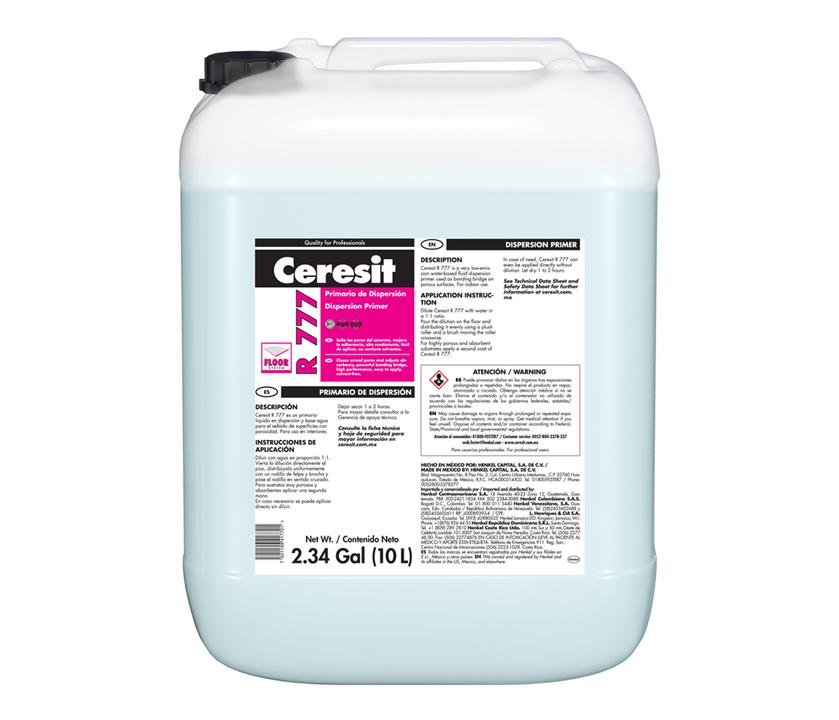 Грунт дисперсионный Ceresit R 777 10 кг