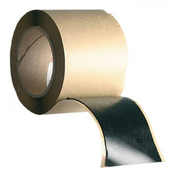 """Лента самоклеящаяся для ЭПДМ мембраны """"Splice Tape"""", 7,62 см"""