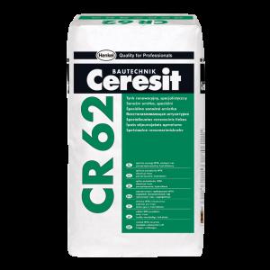 Гидрофильная санирующая штукатурка Ceresit СR 62 20 кг