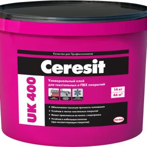 Клей дисперсионный Ceresit UK 400 35 кг