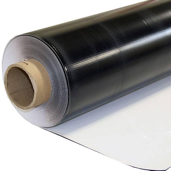 Мембрана TPO армированная 2,03мм - 3.05 х 30.48м  белая