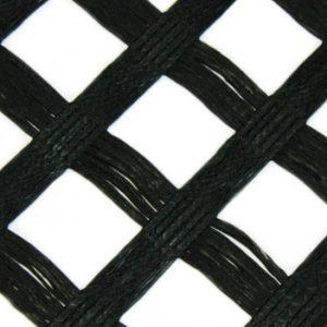 Геосетка Армогрунт (стекловолокно+ПВХ)