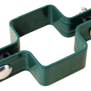 Комплект креплений для сварного забора 2D 4шт. (d=6mm)