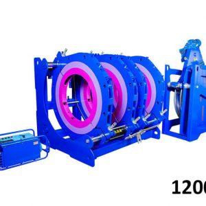 Гидравлический аппарат для стыковой сварки ССПТ-1200 (Volzhanin 1200)