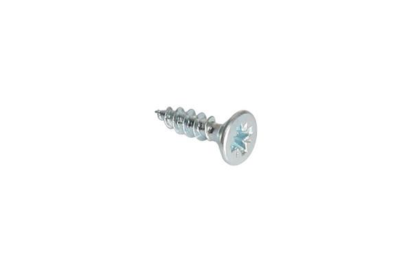 Саморез 4x55 оконный острокончный серебро(головка потайная ),