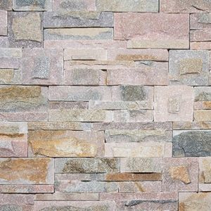 Мраморная мозайка Blanc Brillant 350 x 180 x 15-25