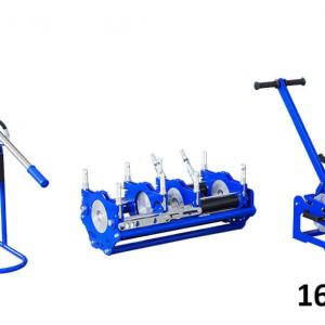 Гидравлический аппарат для стыковой сварки ССПТ-160 (Volzhanin 160)