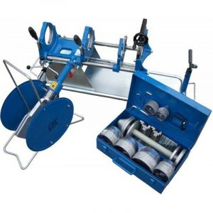 Механиеский аппарат для сварки П/П труб диаметром до 110 мм