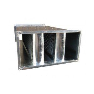 Шумоглушитель для воздуховода пластинчатый Евростандарт 1000x1000x500 мм