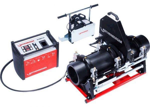 Вкладыши для стыкового сварочного аппарата на гидравлическом приводе Ровелд Р250В / Р315В / Р355В