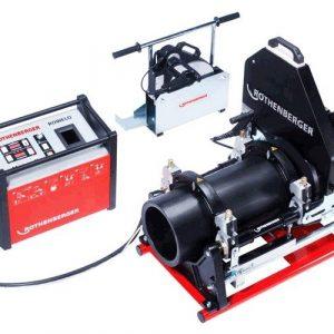 Машины с гидравлическим приводом для стыковой сварки труб. Ровелд Р 500 В Professional Без вкладышей