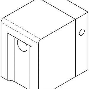 Насадка для экструдера DOHLE EXON 1-1A для шва внахлест