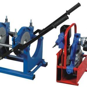 Механический аппарат для сварки ПЭ труб KDT63-200-2