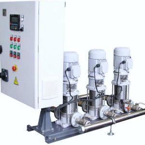 Автоматизированная установка повышения давления ... Boosta 125-125... П Boosta 25-2...
