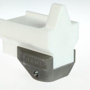 Насадка для стыкового шва экструдера WELDPLAST S4 и WELDPLAST S5