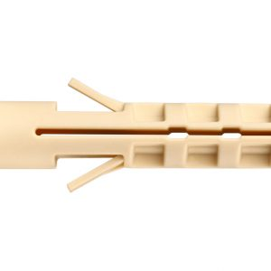 Дюбель 8х65 NAT L, нейлон., Sormat, (50 штук в упаковке)