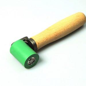 Прикаточный ролик из силикона 40 мм leister