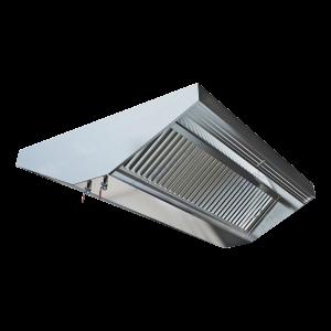 Местный вентиляционный отсос МВО-4,0МС- 04 4000x700x580 мм