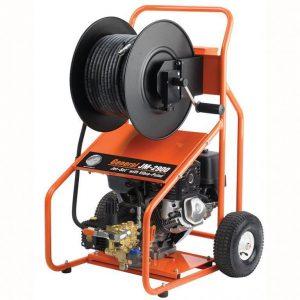 Водоструйный аппарат JМ-3080 Honda 20 л.с. 207бар 35л/мин от компании General Pipe Cleaners