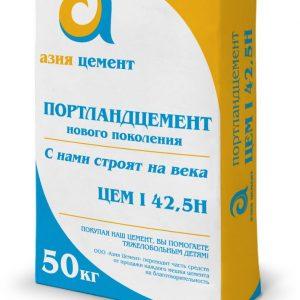 Азия цемент ЦЕМ I 42,5 Н