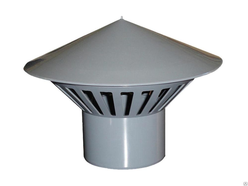 Зонт + дефлектор для воздуховода d= 1600 мм