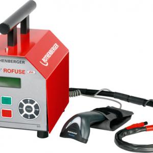 Аппарат для электромуфтовой сварки «РОВЕЛД Рофьюз Принт Плюс GPS »