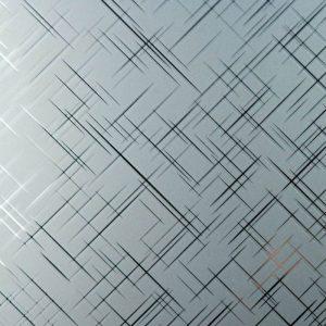 Зеркало травленное SMC-003-Т 2550x1830x4 мм