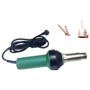 Фен строительный MELTPLAST1600 - комплект для сварки пластика