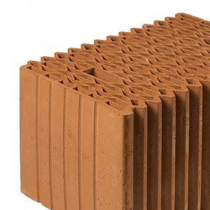 Камень керамический пустотерый KERAKAM '38 Тhermo 260x380x219 мм