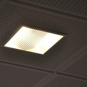 Акустическая гипсокартонная плита для потолка Кнауф Данолайн Belgravia (0.6*0.6 м/12.5 мм) S24 T1