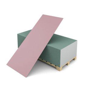 Гипсокартон Магма гипсокартонный лист огнестойкий (ГКЛО 1.2*2.5 м/12.5 мм)