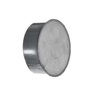 Заглушка воздуховода d= 100 мм