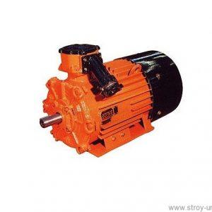 Асинхронный электродвигатель АИМ 132 МВ4 1ExdIIВТ4 (взрывозащита IM 3081)