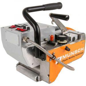 Аппарат MUNSCH Wedge-IT для клиновой сварки геомембран