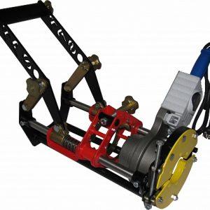 Сварочный аппарат с ручным механическим приводом Weldas 110 PPR 32-110мм