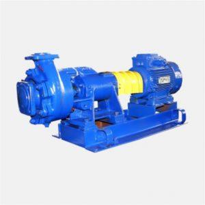 Насос для бензо- и нефтепродуктов КМ100-80-160Е-сталь q=100 h=33 n=15
