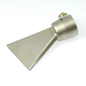 Щелевая насадка 20ммх60° для сварки внахлест левая для аппаратов Триак и Диод