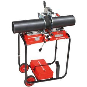 Аппарат для электромуфтовой сварки Ровелд Рофьюз сани 160 для безнапорных систем