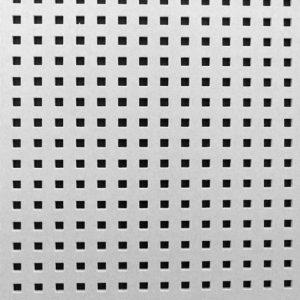 Акустическая гипсокартонная плита для потолка Кнауф Данолайн Plaza (0.6*0.6 м/9.5 мм) Q1