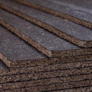 Битумированная древесноволокнистая плита В-10 19 мм
