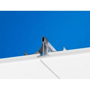 Гигиеническая потолочная акустическая панель Hygiene Labotec Ds 1200х600 20