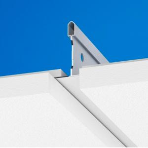 Акустическая потолочная панель с поверхностью Akutext FT Focus Lp Technical Tile 1200x600 20
