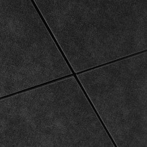 Панель окрашенная черная Sombra Ds/gamma 1200х600 20