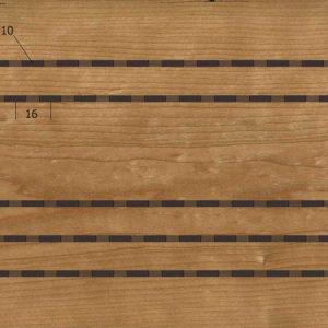 Акустическая, негорючая стеновая панель TAGinterio™ L3-X