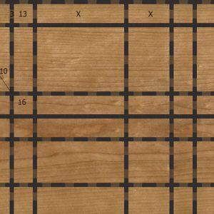 Акустическая, негорючая стеновая панель TAGinterio™ Q3-X