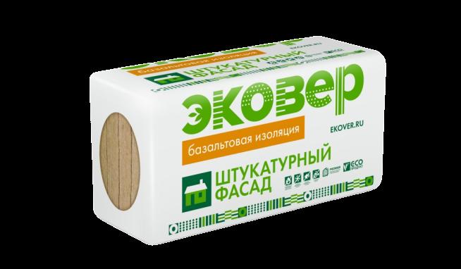 Эковер Фасад Декор Оптима 135 1000x600x200 мм