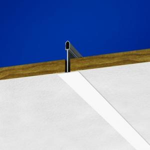 Плоская панель с крашенной поверхностью Opta A 600х600 15